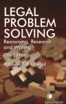 Legal Problem Solving
