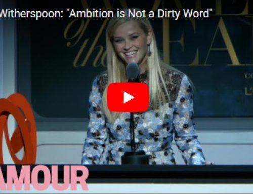 Best Talk by Reese Witherspoon