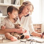 Moms are Better Multi-taskers but not Happy about it