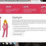 Best Solutions to the Gender Gap by PwC!